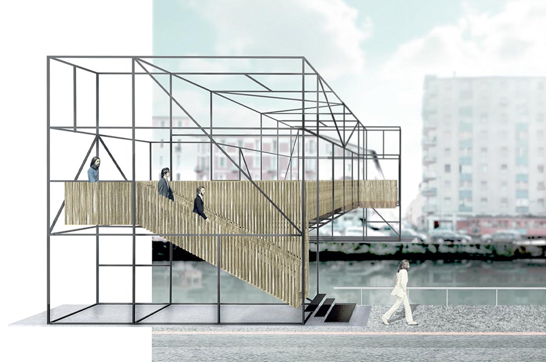 Ponte Sul Naviglio Francesco Librizzi Studio